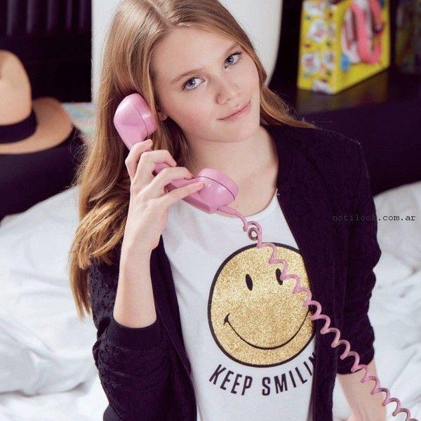 campera de encaje para teenager verano 2017 - Como quieres que te quiera