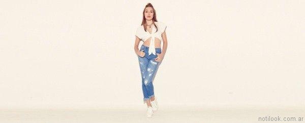 jeans ropa materia primavera verano 2017