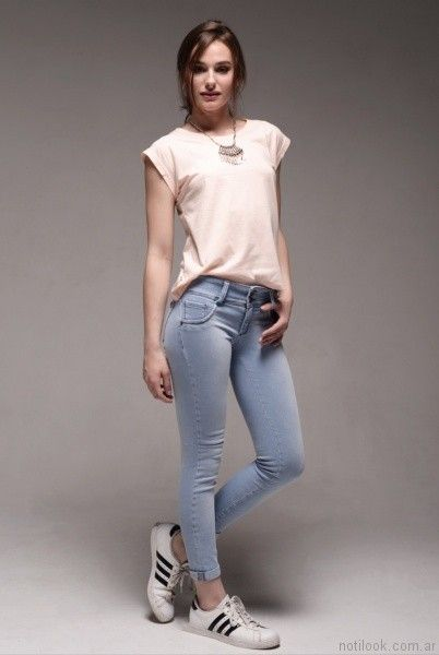 jeans elastizado viga jeans verano 2017