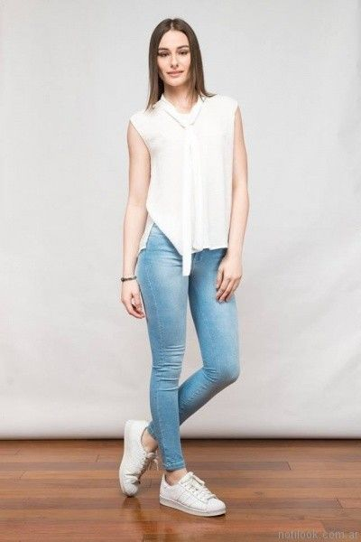 jeans elastizados kill primavera verano 2017