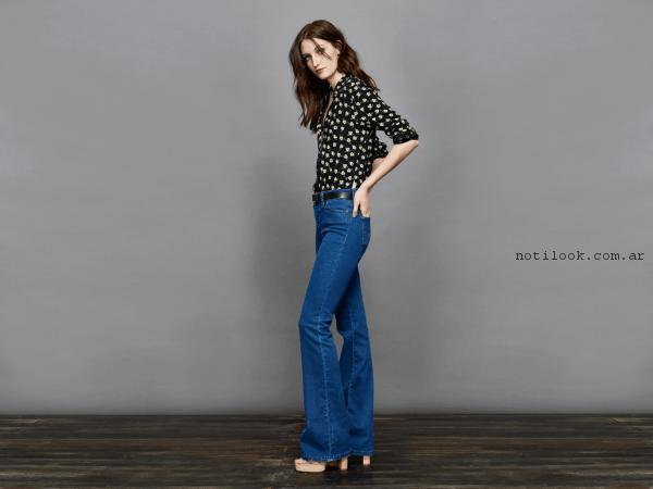 Jeans Oxford Mujer Levis Primavera Verano 2017 Notilook Moda Argentina