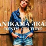 Kanikama jeans primavera verano 2017