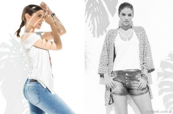 moda casual con jeans octanos jeans verano 2017