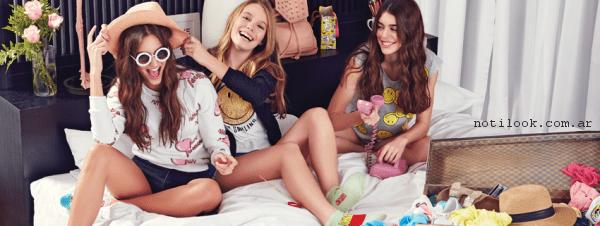 moda teen verano 2017 - Como quieres que te quiera