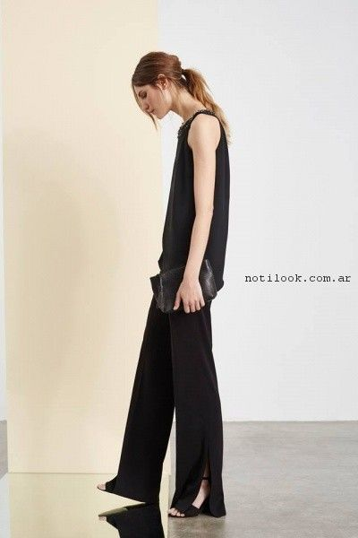 pantalones de vestir para mujer Cacharel Argentina verano 2017