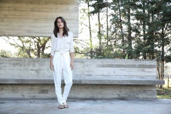 pantalones de vestir silenzio verano 2017