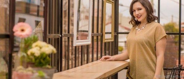 remera con brillos talles grandes portofem verano 2017