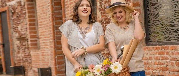 remeras talles grandes mujer portofem verano 2017