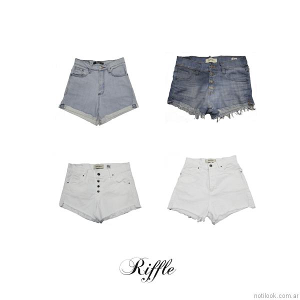 shores riffle jeans verano 2017