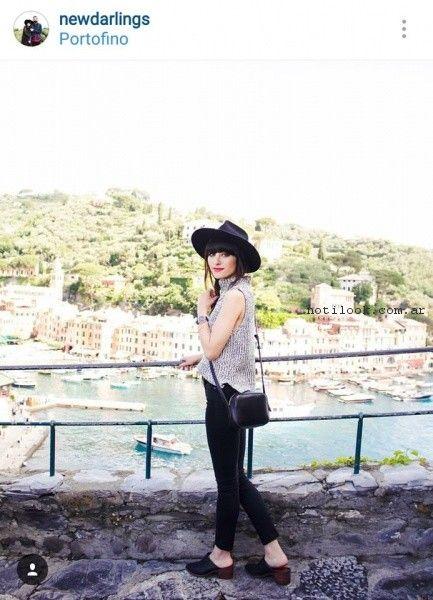 sombrero cowvoy mujer compañia de sombreros primavera verano 2017