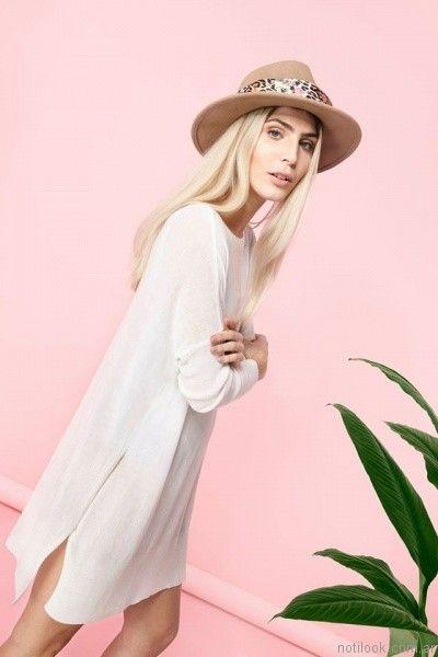 sweater de verano oversize millie primavera verano 2017