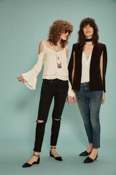 blazer estilo capa inversa verano 2017