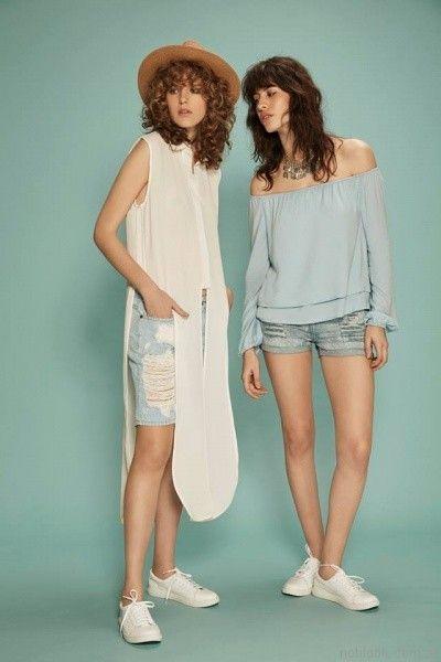 blusa estilo tunica musculosa inversa verano 2017