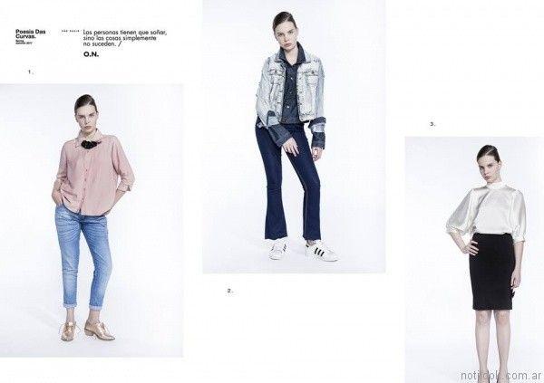 jeans mujer uvha verano 2017