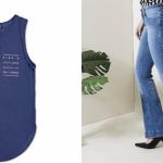 Oassian look con jeans primavera verano 2017