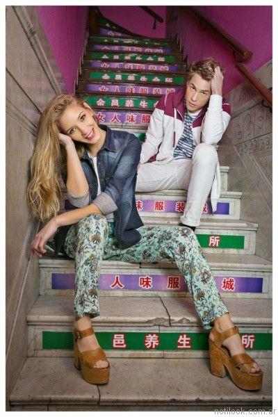 pantalon estampado prussia verano 2017