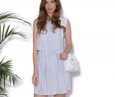 vestidos para el dia de lino verano 2017 cenizas