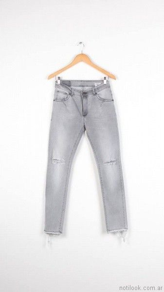 pantalon chupin vov jeans verano 2017