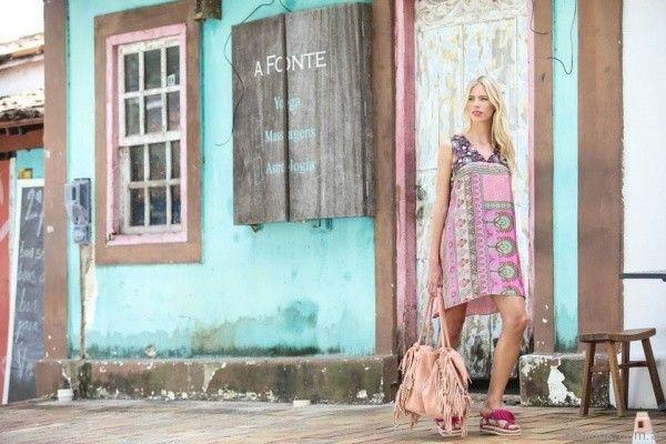 vestidos estampados para el dia carola lev verano 2017