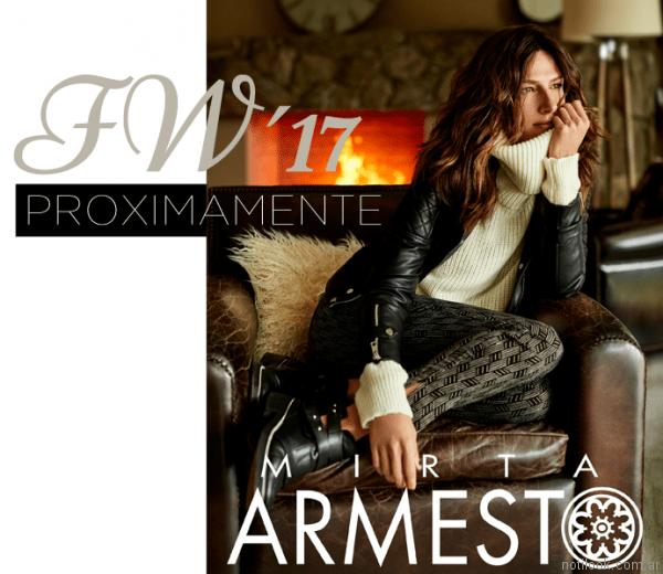 Mirta Armesto - anticipo coleccion invierno 2017