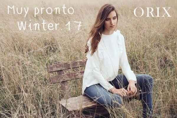 Orix argentina moda invierno 2017