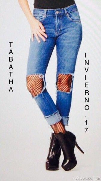 Tabatha jeans invierno 2017