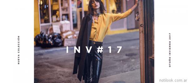 adelanto coleccion ropa de Ayres otoño invierno 2017