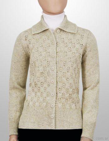 cardigan calado mauro sergiosweaters invierno 2017