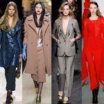 Colores de moda otoño invierno 2017