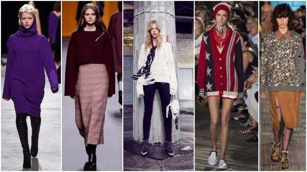 mangas,largas,moda,invierno,2017