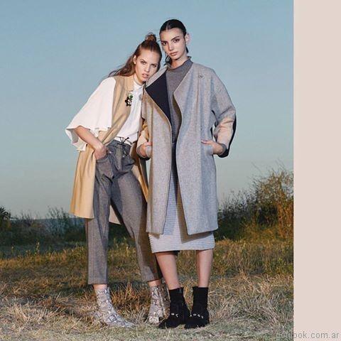 moda elegante y formal Carmela Achaval otoño invierno 2017