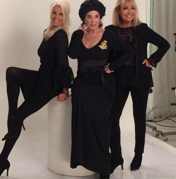 moda para señoras invierno 2017   Adriana Costantini