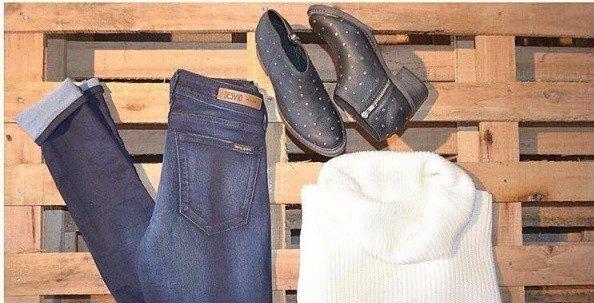 Desvio jeans otoño invierno 2017