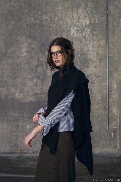 Paula Cahen D Anvers  otoño invierno 2017