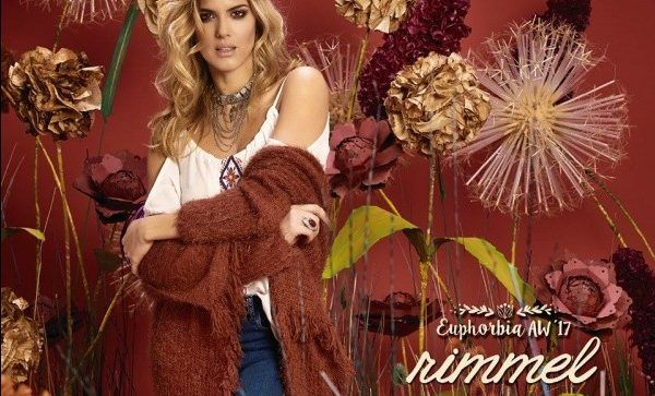 tejidos mujer otoño invierno 2017 Rimmel