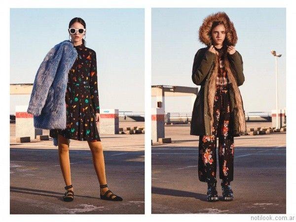 abrigos para mujer Complot otoño invierno 2017