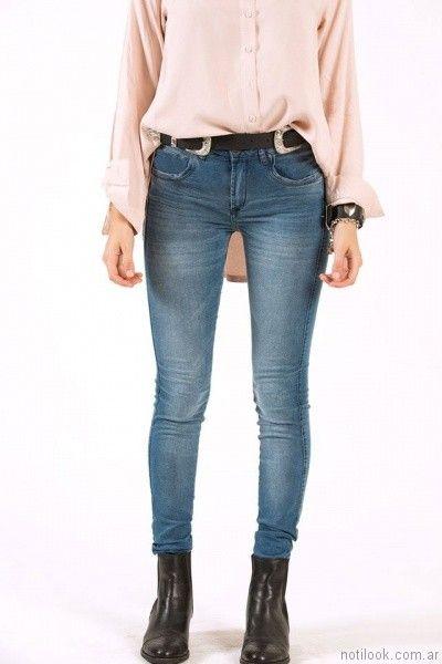 camisas y jeans juveniles Scombro Jeans otoño invierno 2017