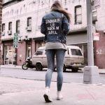 Diosa Luna Jeans otoño invierno 2017