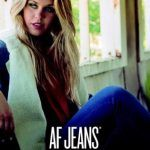 Look con jeans otoño invierno 2017 by AF Jeans