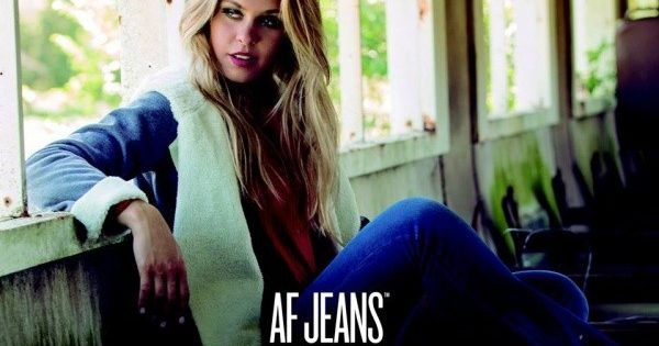 jeans clasicos mujer AF Jeans otoño invierno 2017