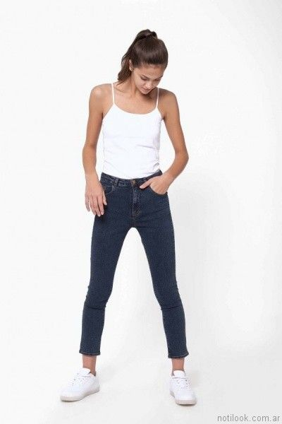 jeans juvenil muaa otoño invierno 2017