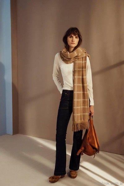 jeans oxford otoño invierno 2017 - Cacharel