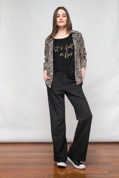pantalones de vestir otoño invierno 2017 kill