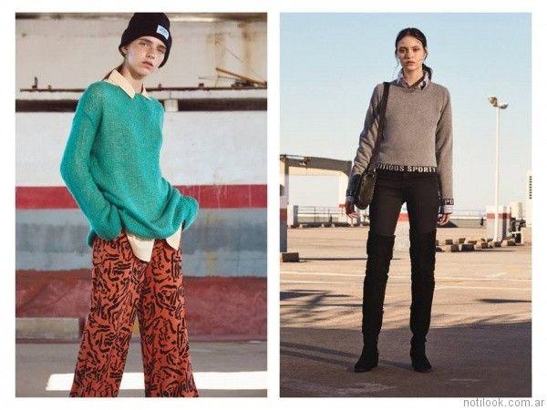 sweater Complot otoño invierno 2017