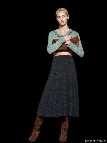 tejidos para mujer akiabara otoño invierno 2017