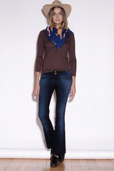 jeans oxford Vigga Jeans invierno 2017