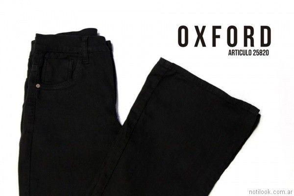 jeans oxford negro nahana jeans invierno 2017