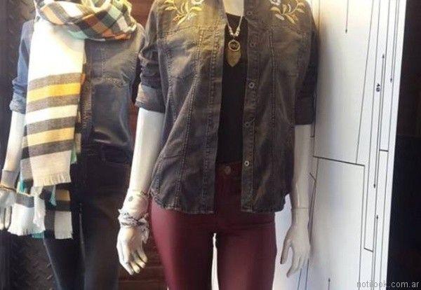 look nahana jeans invierno 2017
