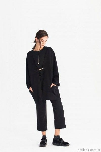 pant cort AG Store otoño invierno 2017