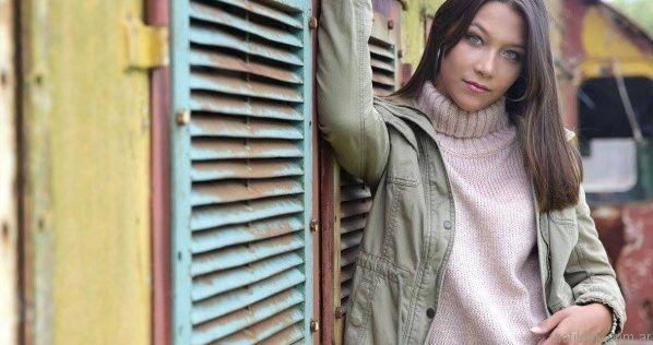 polera tejida juvenil Doll Fins otoño invierno 2017
